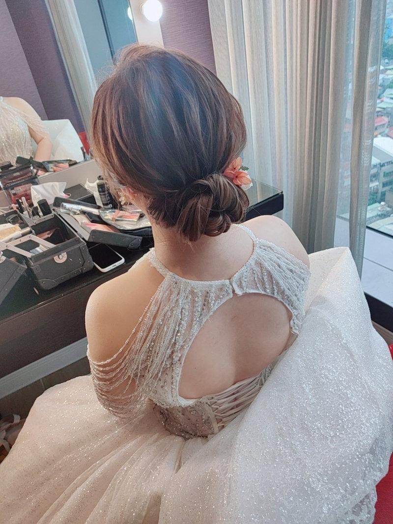 新娘秘書單妝服務作品