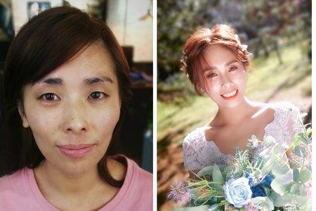 新娘大變身