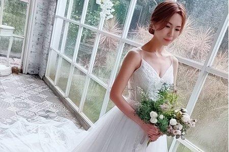 自然小清新婚紗