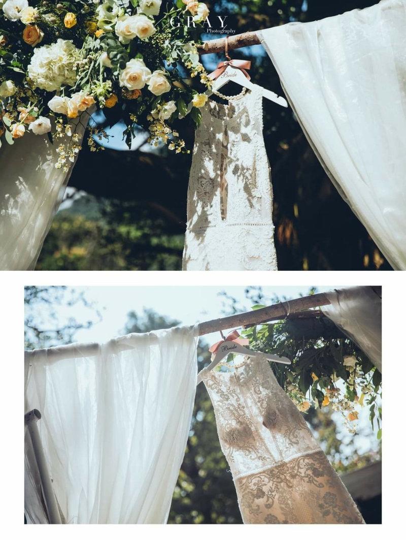婚禮紀錄+新娘秘書聯名包套作品