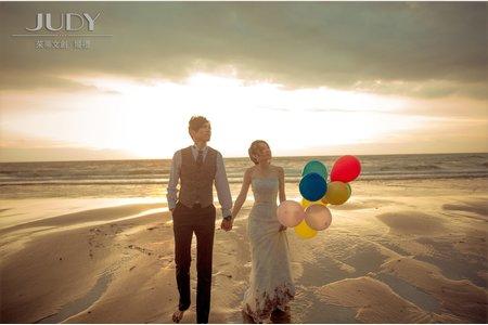 哲宇❤️淑惠 | JUDY文創.婚禮 | 婚紗照 | 婚紗基地 | 海灘婚紗 |