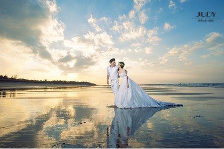 (JUDY茱蒂文創.婚禮)❤️海邊系