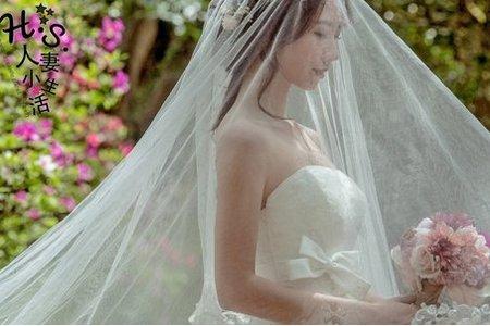 我的完美包套❤️Cp值超高的Judy文創婚紗