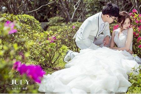 ❤️最新客照| JUDY文創.婚禮 | 婚紗照 | 陽明山花卉  | 大同大學 | 台北婚紗景點
