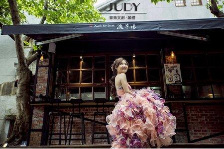 育聖❤️惠甄 | JUDY文創.婚禮 | 婚紗照 || 集食行樂 |台北外拍景點