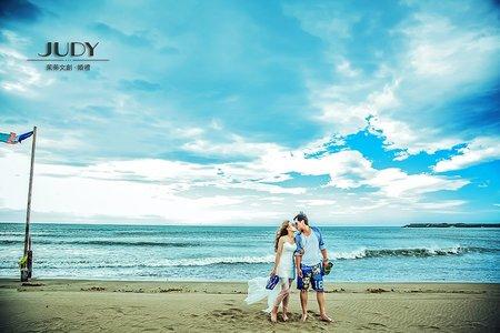 (JUDY茱蒂文創.婚禮婚紗攝影)❤️八月份最新客照
