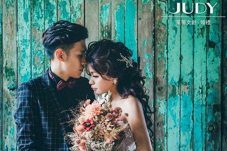 (JUDY茱蒂文創.婚禮婚紗攝影)❤️最新客照