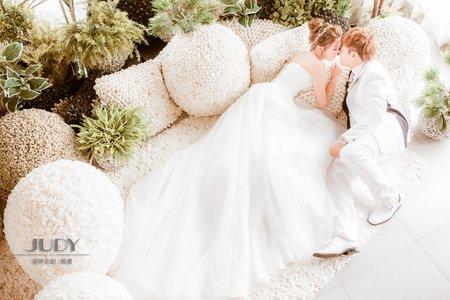 (JUDY茱蒂文創.婚禮婚紗攝影)❤️十月份最新客照