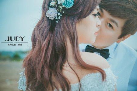 (JUDY茱蒂文創.婚禮婚紗攝影)❤️十二月份最新客照