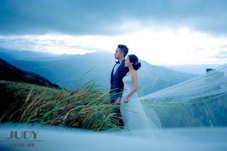 (JUDY茱蒂文創.婚禮婚紗攝影)❤️十一月份最新客照