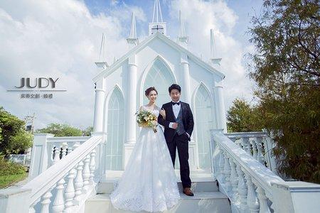 韓在勳❤️安仁愛 | JUDY文創.婚禮 | 婚紗照 | 淡水莊園 | 婚紗基地 | 台北婚紗景點