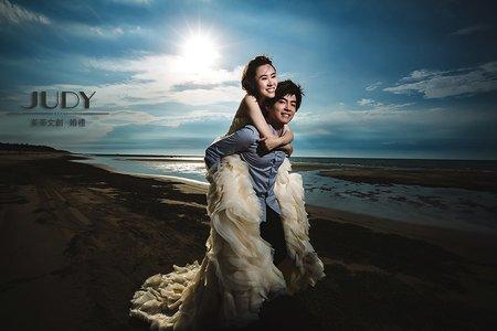 (JUDY茱蒂文創.婚禮婚紗攝影)❤️客照志青_❤宛君