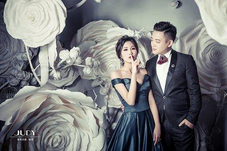 志敏❤️韻竹 | JUDY文創.婚禮 | 婚紗照 | 大同大學 | 韓風婚紗 | 台北外拍景點 |
