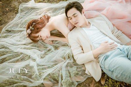家永❤️佩佳 | JUDY文創.婚禮 | 婚紗照 | 大同大學 | 台北外拍景點推薦 | 韓風婚紗