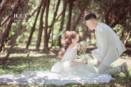 侑孝❤️儒珊 | JUDY文創.婚禮 | 婚紗照 | 大同大學 | 陽明山 | 韓風婚紗 |