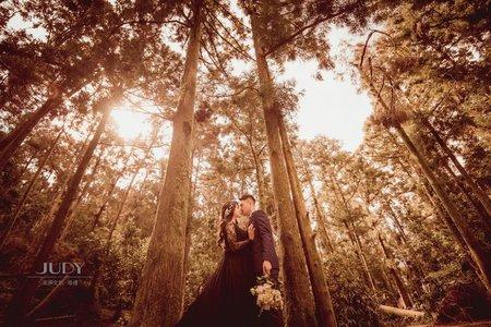 士豪❤️瓊文 | JUDY文創.婚禮 | 婚紗照 | 擎天崗 | 黑森林 | 冷水坑