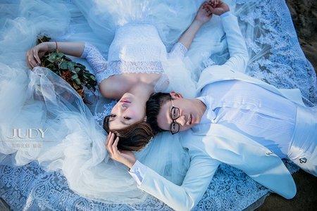 宇哲❤️辰芳 | JUDY文創.婚禮 | 婚紗照 | 淡水莊園 | 黑森林 | 冷水坑