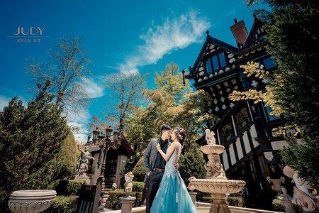❤️5月最新客照| JUDY文創.婚禮 | 淡水莊園 | 婚紗基地 | 四四南村 |台北婚紗景點推薦