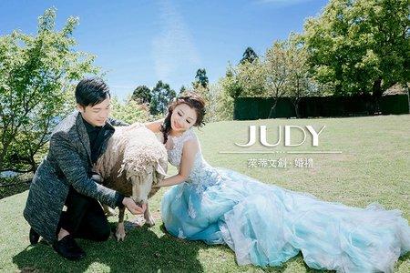 綺婷❤️偉業 | JUDY茱蒂文創婚禮 | 婚紗照 | 清境農場 | 老英格蘭