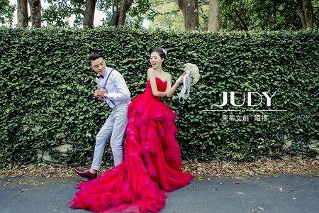 思偉❤️郁茹 | JUDY茱蒂文創婚禮 | 台北外拍景點 | 陽明山 | 大同大學