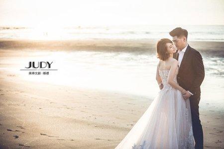 博文❤️芝綾 | JUDY文創.婚禮 | 婚紗照 | 陽明山花卉 | 黑森林 | 淡水