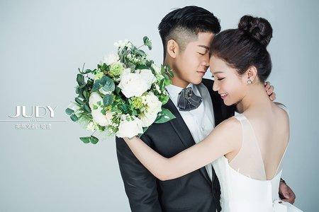 ❤️美式清新 | JUDY文創.婚禮 | 婚紗照 |大同大學 |台北外拍景點|新生公園