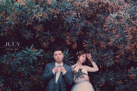威凱❤️沈蓉 | JUDY文創.婚禮 | 淡水莊園 | 婚紗基地 | 台北外拍景點