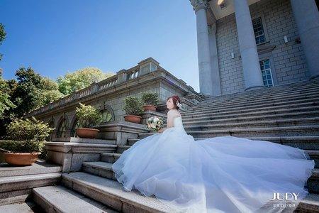 冠宏❤️心慈 | JUDY文創.婚禮 | 婚紗照 | 大同大學 | 黑森林 | 水尾漁港