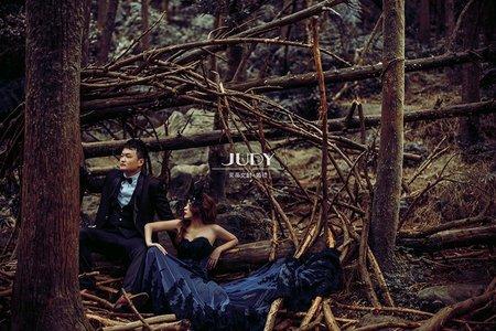 哲生❤️佩穎 | JUDY茱蒂文創婚禮 | 婚紗照 | 台北外拍景點 | 漁人碼頭 | 大同大學 | 黑森林
