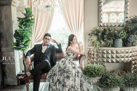孟勳❤️芯卉-JUDY茱蒂文創婚禮-美式清新-韓風婚紗-大同大學-大屯莊園