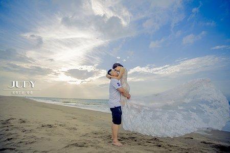 ❤️九月最新客照-JUDY茱蒂文創婚禮-外拍景點推薦