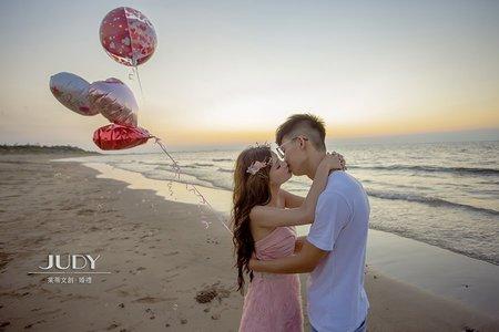彥誠❤️倚慧JUDY茱蒂文創婚禮-真愛桃花源-黑森林-淡水沙崙