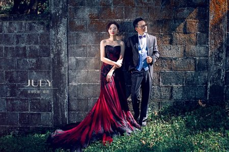 ❤️十月最新客照-JUDY茱蒂文創婚禮-外拍景點推薦-婚紗基地-美式清新
