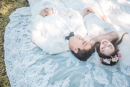 帥帥❤️秀枝-JUDY茱蒂文創婚禮-外拍景點推薦-韓風內景-大同大學