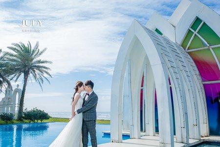 ❤️三月最新客照-JUDY茱蒂文創婚禮-外拍景點推薦-黑森林-韓風內景