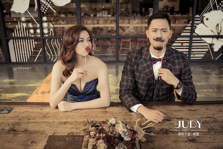 【judy婚紗推薦】泰宏❤️雁茹-JUDY茱蒂文創婚禮-韓風內景-風格婚紗