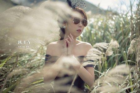 【judy婚紗禮服推薦】建輝❤️育如-JUDY茱蒂文創婚禮--韓風內景-風格婚紗-陽明山-外拍景點推薦