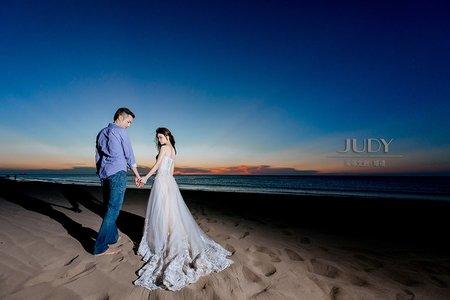 【judy婚紗禮服推薦】❤️九月最新客照-JUDY茱蒂文創婚禮-外拍景點推薦