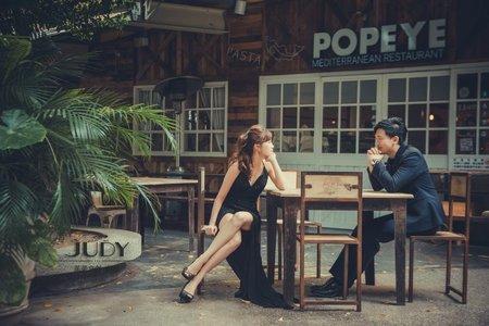 【judy婚紗禮服推薦】❤️八月客照- JUDY茱蒂文創.婚禮 | 熱門婚紗風格推薦 | 韓風攝影| 陽明山 | 淡水 |
