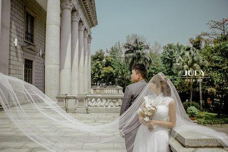 【judy婚紗推薦】哲生❤️佩穎 | JUDY茱蒂文創婚禮 | 婚紗照 | 台北外拍景點 | 漁人碼頭 | 大同大學 | 黑森林