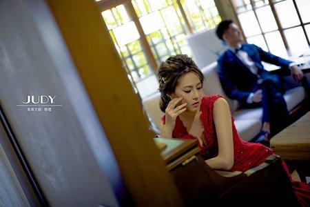 【judy婚紗】熾廣❤️喻涵 | JUDY茱蒂文創婚禮 | 婚紗照 | 台北外拍景點 | 時尚曼谷 | 仙人掌園