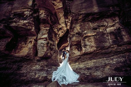 【judy婚紗推薦】深民❤️姿儀 | JUDY茱蒂文創婚禮 | 婚紗照 | 台北外拍景點 | 林安泰 | 水尾漁港