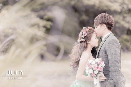 【judy婚紗推薦】❤️JUDY文創.婚禮 | 婚紗照 | 黑森林 | 冷水坑 |台北婚紗景點推薦|