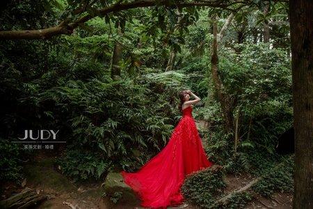 【judy婚紗推薦】偉哲❤️佩琳 | JUDY文創.婚禮 | 婚紗照 | 黑森林 | 冷水坑 |台北婚紗景點推薦|