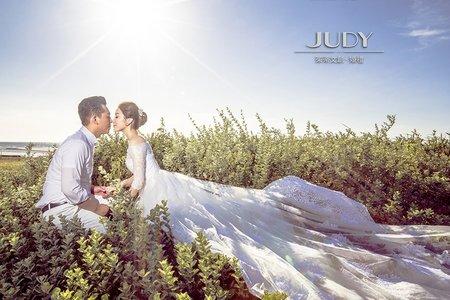 【judy婚紗禮服分享】❤️浪漫唯美 | JUDY文創.婚禮 | 婚紗照 | |淡水莊園 | 台北外拍景點 |