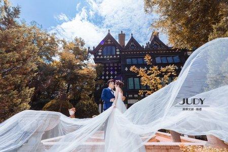 【judy婚紗禮服分享】❤️6月最新客照| JUDY文創.婚禮 | 淡水莊園 | 婚紗基地 | 台北婚紗景點推薦