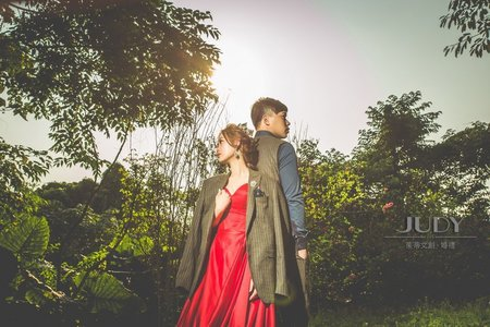 【judy婚紗】仲鉉❤️雅清 | JUDY文創.婚禮 | 陽明山 | 黑森林 | 台北外拍景點 | 韓風婚紗