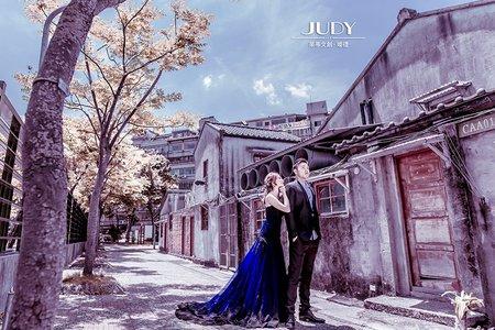【judy婚紗】❤️5月最新客照| JUDY文創.婚禮 | 淡水莊園 | 婚紗基地 | 四四南村 |台北婚紗景點推薦