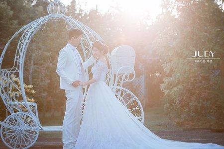 【judy婚紗】宇哲❤️辰芳 | JUDY文創.婚禮 | 婚紗照 | 淡水莊園 | 黑森林 | 冷水坑
