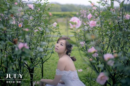 【judy婚紗】家偉❤️英妮 | JUDY文創.婚禮 | 婚紗照 | 淡水莊園 | 婚紗基地 | 韓風婚紗 |